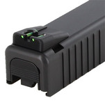 Dawson Precision Glock * Fixed Carry Fiber Optic Rear Sights