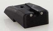 Dawson Precision Colt 1911 .22 Rimfire/Rail Gun Fixed Carry Tritium Rear Sights
