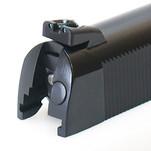 Dawson Precision Colt 1911 Mil Spec Fixed Carry Fiber Optic Rear Sights