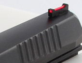 Dawson Precision CZ P09 Fiber Optic Front Sights