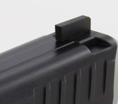 Dawson Precision HK VP9 Black Front Sights