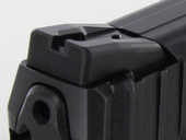 Dawson Precision HK VP9 Fixed Carry Black Rear Sights