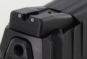 Dawson Precision HK VP9 Fixed Carry Tritium Rear Sights