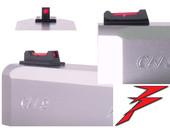 Dawson Precision Kahr CW380 Fiber Optic Front Sights