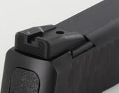 Dawson Precision S&W M&P Shield Fixed Carry Black Rear Sights