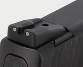 Dawson Precision S&W M&P Shield Fixed Carry Tritium Rear Sights