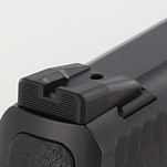 Dawson Precision S&W M&P Fixed Carry Black Rear Sights