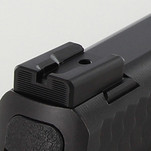 Dawson Precision S&W M&P Fixed Charger Black Rear Sights