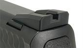 Dawson Precision S&W M&P Fixed Competition Black Rear Sights