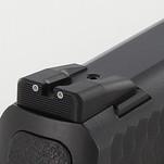 Dawson Precision S&W M&P Fixed Carry Tritium Rear Sights