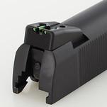 Dawson Precision Novak Cut Low Mount 1911 Fixed Carry Fiber Optic Rear Sights