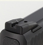 Dawson Precision S&W M&P 22 Fixed Carry Black Rear Sights