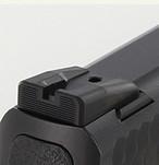 Dawson Precision S&W M&P 22 Fixed Competition Black Rear Sights