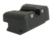 Dawson Precision S&W M&P Core Fixed Carry Tritium Rear Sights