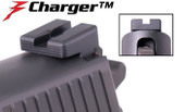 Dawson Precision Sig P Series Fixed Charger Black Rear Sights