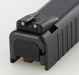 Dawson Precision Glock 42/43 Fixed Carry Tritium Rear Sights