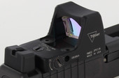 Dawson Precision Glock MOS Fixed Co-Witness Black Rear Sights