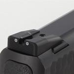 Dawson Precision S&W M&P Fixed Carry Suppressor Height Tritium Rear Sights