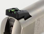 Dawson Precision Browning Hi-Power Fiber Optic Carry Rear Sights