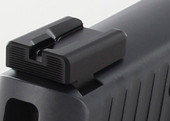 Dawson Precision Sig Elite Dark P226 Fixed Charger Black Rear Sights