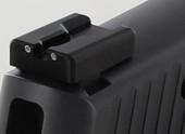 Dawson Precision Sig Elite Dark P226 Fixed Charger Tritium Rear Sights