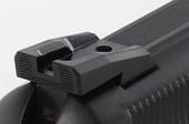 Dawson Precision CZ 75 SP-01 Fixed Competition Black Rear Sights