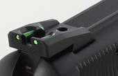 Dawson Precision CZ 75 SP-01 Fixed Competition Fiber Optic Rear Sights