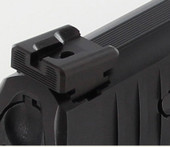 Dawson Precision Walther PPQ M2 Fixed Charger Black Rear Sights
