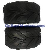 Set Of 2 - TrailMaster 150 XRX & 150 XRS Rear Tires