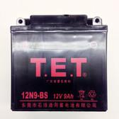 TrailMaster Battery 12N9-BS - Fits All Mini, Mid & Blazer Go Karts