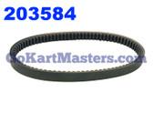 203584 Go Kart Torque Converter Belt