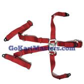 HammerHead Platnum 150 Seat Belt - 5 Pt. Complete Set (2)