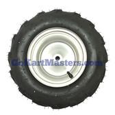 TrailMaster Left Rear Wheel Assembly - Mid XRX, Mid XRX-R & Blazer