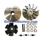 Performance Variator Pulley - TrailMaster Go Kart 150 XRS & 150 XRX