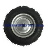 TrailMaster Go Kart Left Front Wheel Assembly - Mid XRS