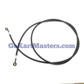 TrailMaster 150 XRS & 150 XRX Rear Brake Hose