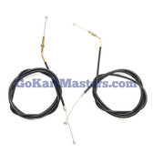 TrailMaster 150 XRS & 150 XRX Shift Cable Set