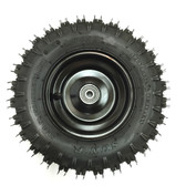 TrailMaster Mini XRS & Mini XRX Front Wheel & Tire Assembly