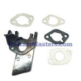 TrailMaster Mid XRS & Mid XRX Carburetor Gasket/Insulator Set