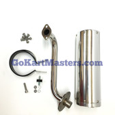 TrailMaster 150 XRS & 150 XRX Performance Exhaust System