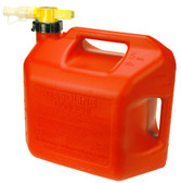 No Spill 5 Gallon CARB Gasoline Can