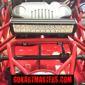 TrailMaster Mid XRX & Mid XRX-R Go-Kart Super Bright LED Lower Light Bar