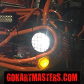 TrailMaster 150 & 300 Go-Kart LED Front Marker Lights