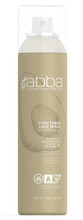 ABBA FIRM FINISH HAIR SPRAY (AEROSOL) 8OZ / 227G