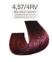 JKS 4RV Red Violet Brown