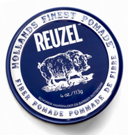 Reuzel Fiber Pomade - 4oz/113g PIG