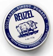 Reuzel Clay Matte Pomade - 1.3oz/35g PIGLET