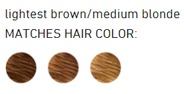 Style Edit Root Concealer Lightest Brown/Medium Blonde