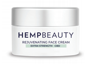 Hemp Beauty 2oz 250 MG CBD Rejuvenating Face Cream