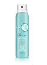 Its a 10 Blow Out Miracle Texture Spray 8oz